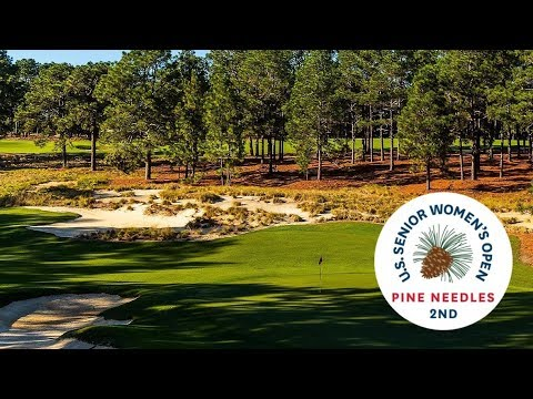 2019 U.S. Senior Women's Open - Highlights