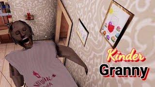 Kinder Granny Full Gameplay