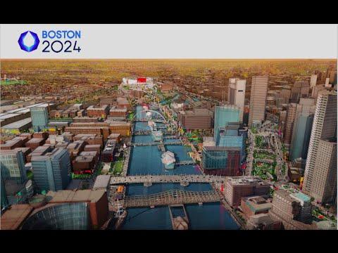 Boston 2024 - Bid 2.0 Announcement - June 29, 2015