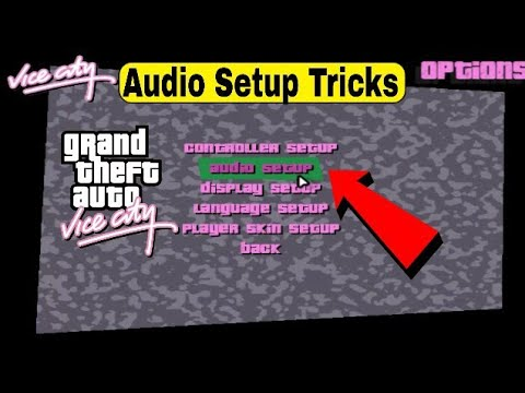 Gta Vice City Sound Problem Solved Trick 100% Working In Urdu