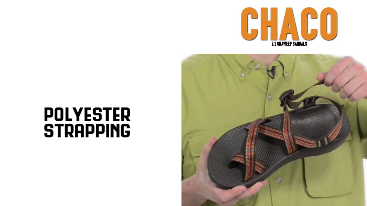 6bc64812ec69 Chaco Z 2 Unaweep Sport Sandals (For Men) - YouTube