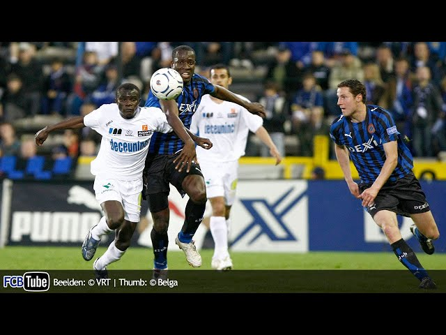 2007-2008 - Jupiler Pro League - 32. Club Brugge - KSV Roeselare 1-0