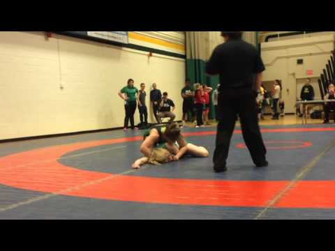 2016 Golden Bear Open 59 kg Krystin Paquette vs Faye Tuck