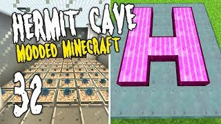 Hermit Cave: 32 | A MEGA Mistake | Modded Minecraft