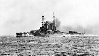 Battleships type Wyoming gameplay