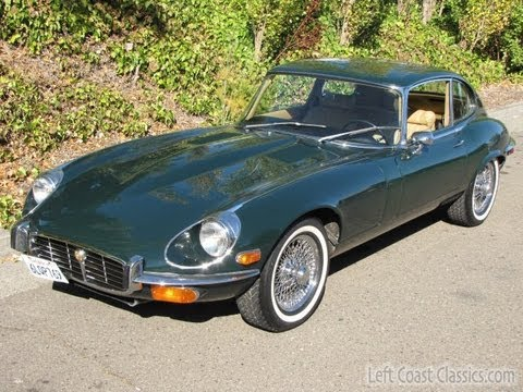 1972 v12 jaguar xke coupe for sale youtube. Black Bedroom Furniture Sets. Home Design Ideas
