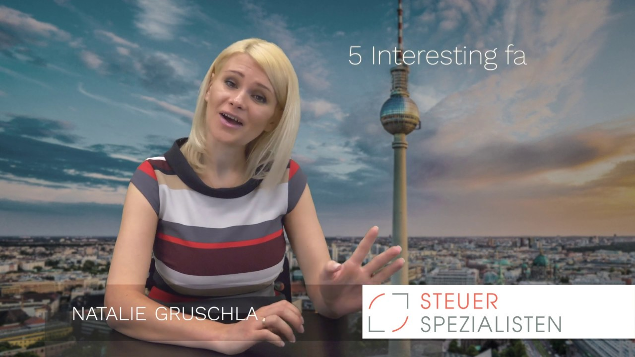 Steuerspezialisten - 5 Facts about Pension Refunds