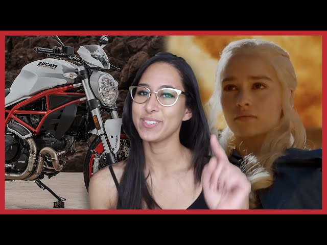 If GoT Characters Rode Motorcycles, what would they ride?