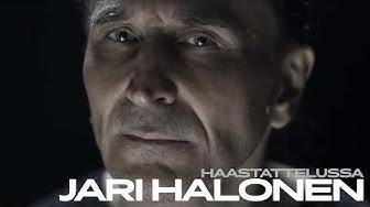 Haastattelussa Jari Halonen