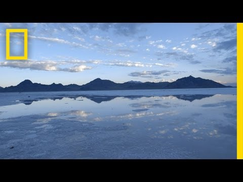Are Utah's Beautiful Salt Flats Disappearing? | National Geographic