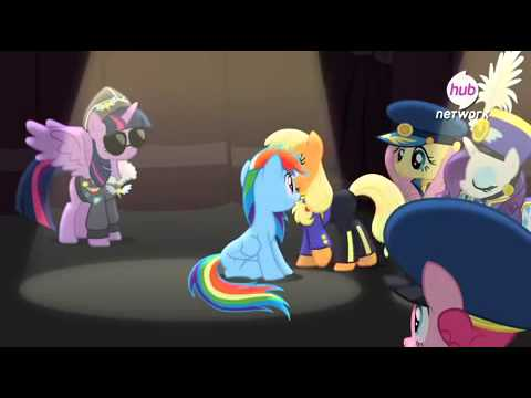 "My Little Pony — S04E21 Clip №1 ""Testing, Testing, 1, 2, 3"""