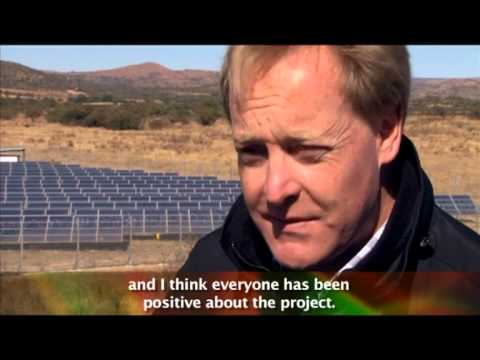 Talk SA 6 - Episode 5: The solar energy revolution