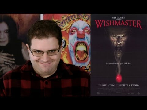 Wishmaster (1997) – Blood Splattered Cinema (Horror Movie Review)