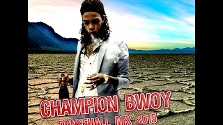 DJ KENNY CHAMPION BWOY DANCEHALL REGGAE MIX DEC 2015
