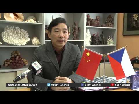 Chinese president promoting political & economic links in Czech Republic-