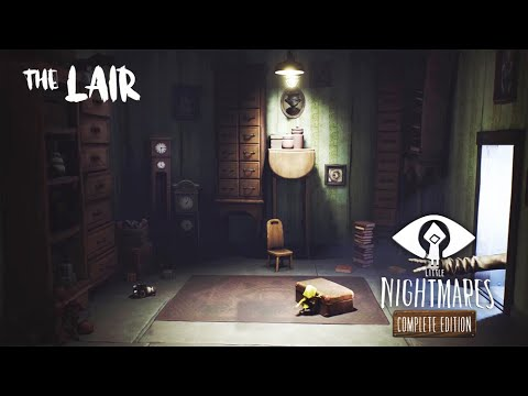 Little Nightmares: Complete Edition I The Lair No Deaths |