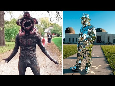 15 HALLOWEEN COSTUMES You Won't Believe Exist