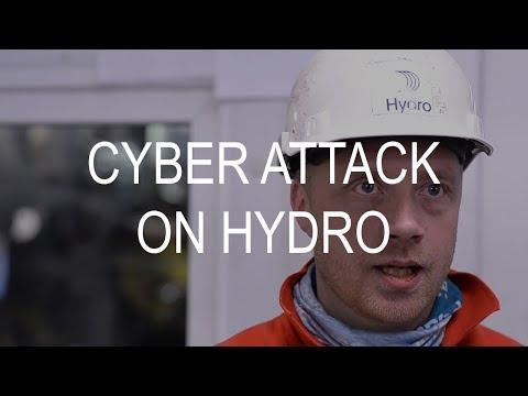 Cyber attack on Hydro Magnor
