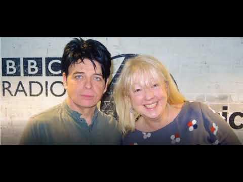 Gary Numan Liz Kershaw radio show