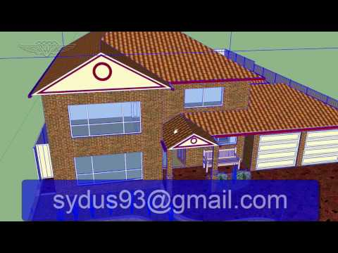 Google Sketchup--Easy To Use 3d Design Software
