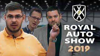 🔥 Royal Auto Show 19 🔥 - Гиперкары, AcademeG, Давидыч 2019 год