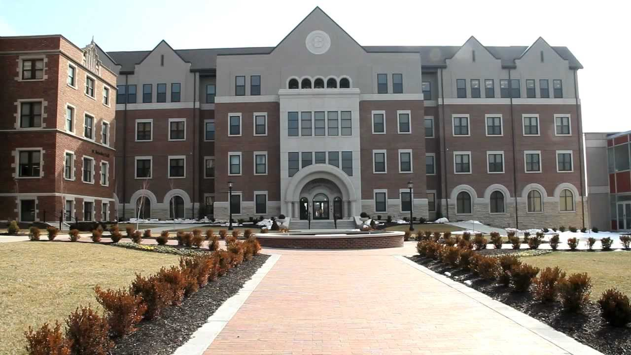 Benedictine College - Empty Campus - YouTube