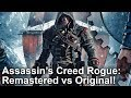 [4K] Assassin's Creed Rogue Remastered - PS4/Pro/Xbox One/X Graphics Comparison + Frame-Rate Test