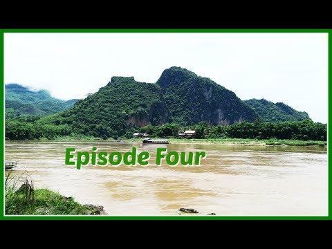 Traveling Laos - Luang Prabang & Pak Ou Caves