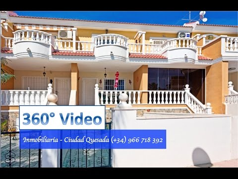 QRS 072 - 2 BED, 2 BATH, LINKED DUPLEX OVERLOOKING COMMUNAL SWIMMING POOL