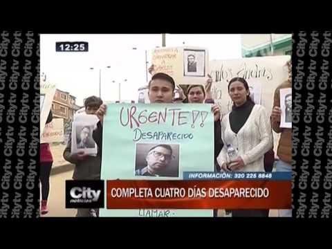 Cuatro días desaparecido ya completa locutor de una emisora en Bogotá| Citytv