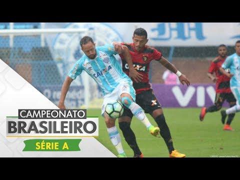Melhores Momentos - Avaí 1 x 0 Sport - Campeonato Brasileiro (04/06/2017)
