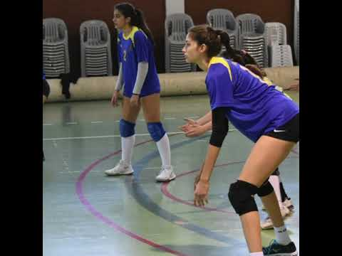 Nicosia Schools Senior Girls Volleyball Competition