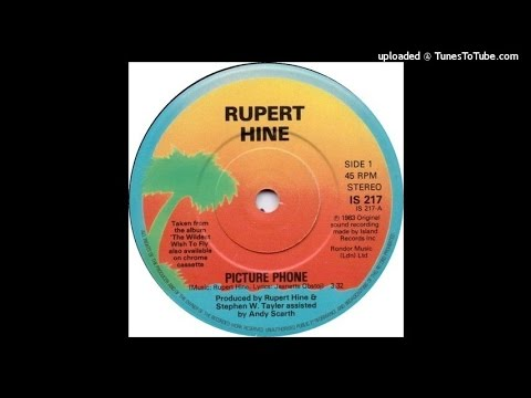 Rupert Hine  Picture Phone