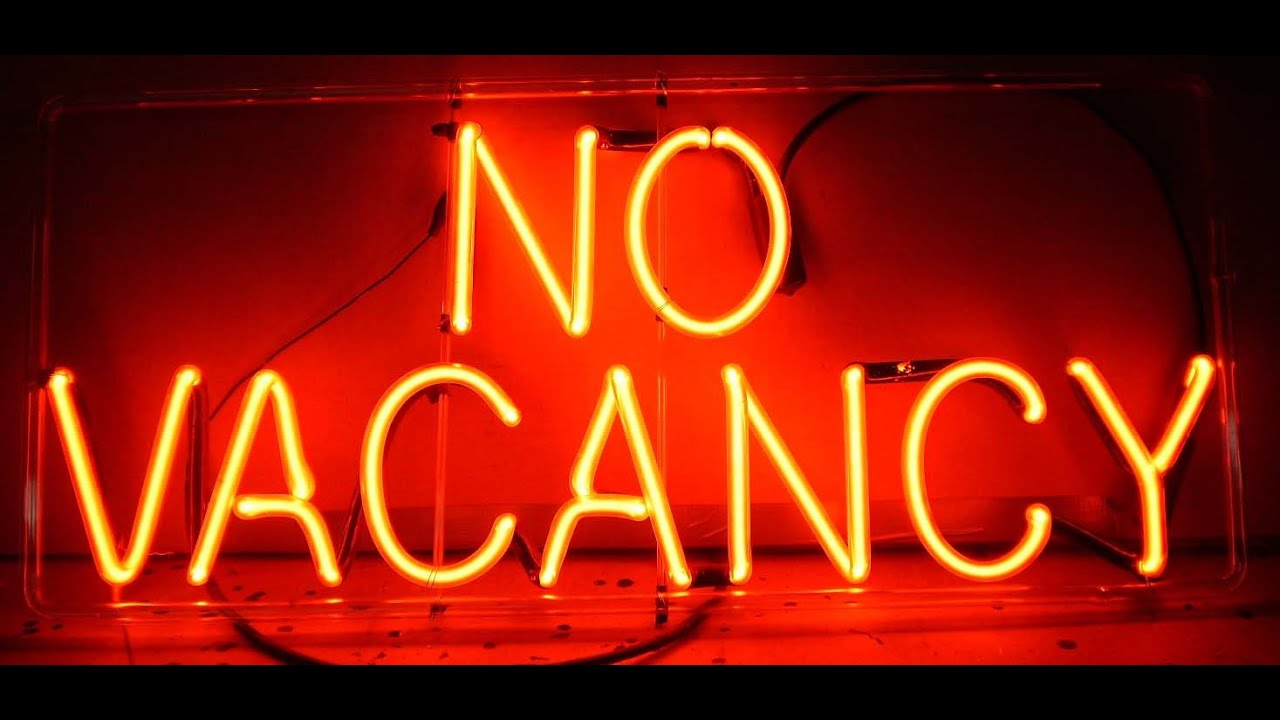 Image result for no vacancy