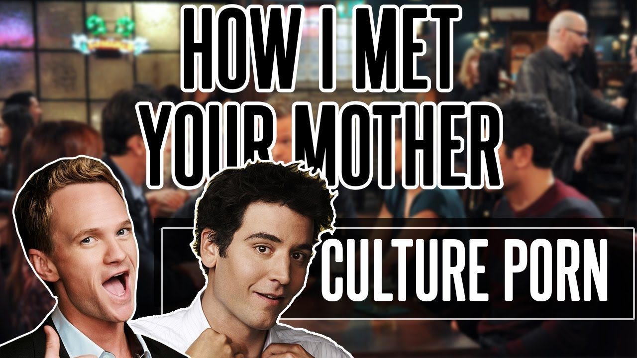 How I Met Your Mother, La Mort des Sitcoms - CulturePorn
