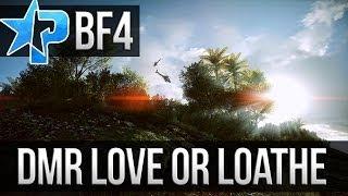 Battlefield 4 - DMR Love or Loathe? (BF4 Scar-H SV DMR Gameplay)