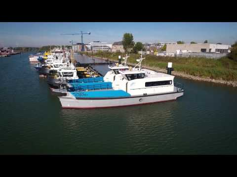 Rondvlucht Damen Shipyards Gorinchem 16-10-2016
