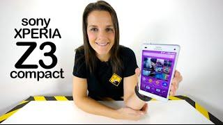 Sony Xperia Z3 compact review en español