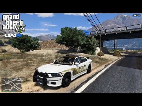 GTA 5 - LSPDFR Day 12 - Wilderness Callouts Air Ambulance & Albo1125 Callout Beta Testing