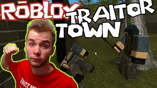WHERE WAS THIS LICENSE TO KILL? | TRAITOR TOWN | ROBLOX #5