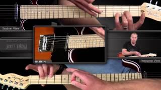 Beginner Guitar Lesson - Basic Major Chords