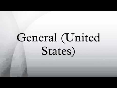 General (United States)