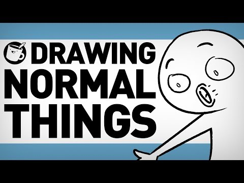 Drawing Normal Things That Happen