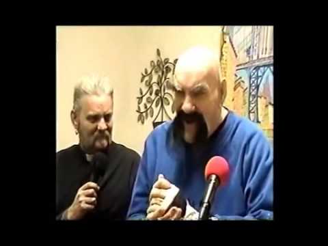 """The Fantastic"" Ox Baker meets with BoBo Brazil Jr"