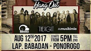 NAVICULA - BUSUR HUJAN (Live at SURYANATION MOTORLAND HANGOUT Lap. BABADAN PONOROGO 2017)