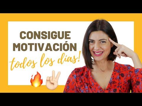 Cómo estar Motivado SIEMPRE | 5 Trucos para MANTENER la MOTIVACIÓN ¡cada día! 🔥 🔝