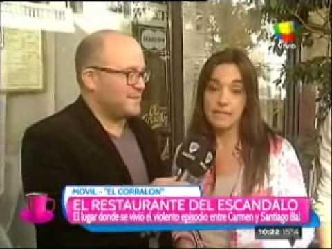 Carmen Barbieri lleva a la Justicia a Ayelén Paleo y Tamara Gala
