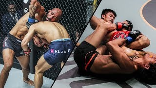 Demetrious Johnson vs. Danny Kingad | Top Submissions | ONE Full Fights