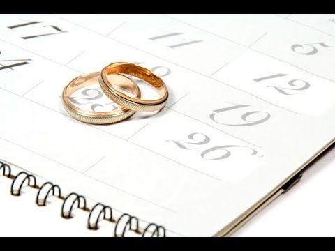Счастливая свадьба. Нумерология брака