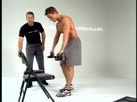 Power 10 Advanced Chest Workout With The Perfect Pushup®   Perfect Fitness